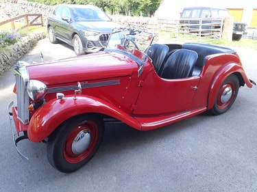 Picture of 1951 Singer 9 Roadster 4AB For Sale
