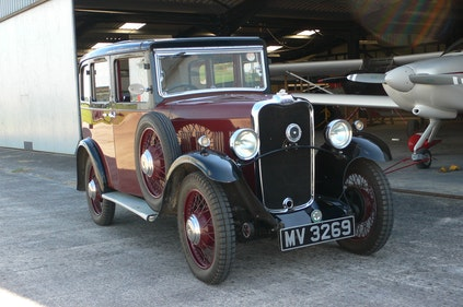 Picture of 1932 Singer Junior Six Light Saloon For Sale