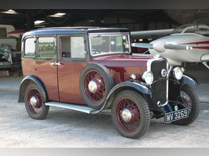 1932 Singer Junior Six Light Saloon For Sale (picture 3 of 10)