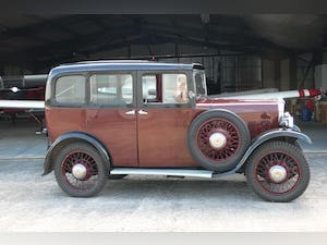 1932 Singer Junior Six Light Saloon For Sale (picture 4 of 10)