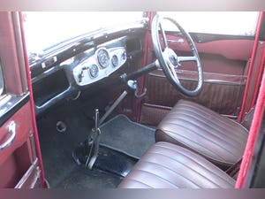 1932 Singer Junior Six Light Saloon For Sale (picture 6 of 10)