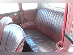 1932 Singer Junior Six Light Saloon For Sale (picture 8 of 10)