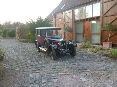 Picture of 1928 Lovely old girl emerging unscathed from lock-downs For Sale