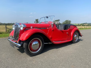 Picture of 1953 Singer 4AD(T) Roadster For Sale