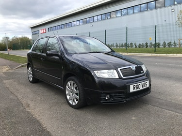 Picture of 2005 Skoda Fabia VRS For Sale