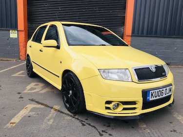 Picture of 2006 SKODA FABIA VRS 130 For Sale