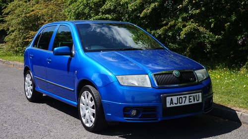 Picture of 2007 Skoda Fabia 1.9 Tdi vRS Special Edition 130BHP 5DR For Sale