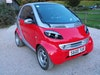 LHDSmart ForTwo rolling chassis(damaged engine+good gearbox)