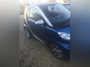 2009 Smart Fortwo Coupe diesel For Sale (picture 3 of 5)