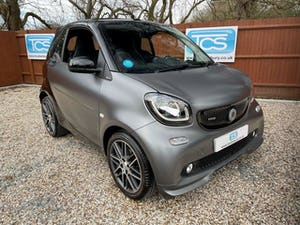 2017 smart ForTwo BRABUS Xclusive Cabrio 6-Speed DCT Auto For Sale (picture 1 of 12)