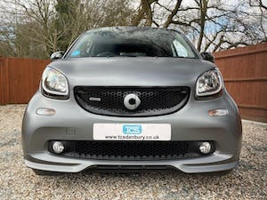 2017 smart ForTwo BRABUS Xclusive Cabrio 6-Speed DCT Auto For Sale (picture 5 of 12)