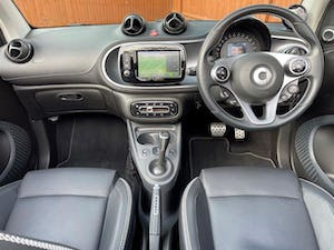 2017 smart ForTwo BRABUS Xclusive Cabrio 6-Speed DCT Auto For Sale (picture 7 of 12)
