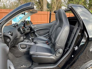 2017 smart ForTwo BRABUS Xclusive Cabrio 6-Speed DCT Auto For Sale (picture 8 of 12)