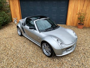 2005 Smart Brabus Roadster exclusive ( Sold- similar cars wanted) For Sale (picture 10 of 10)