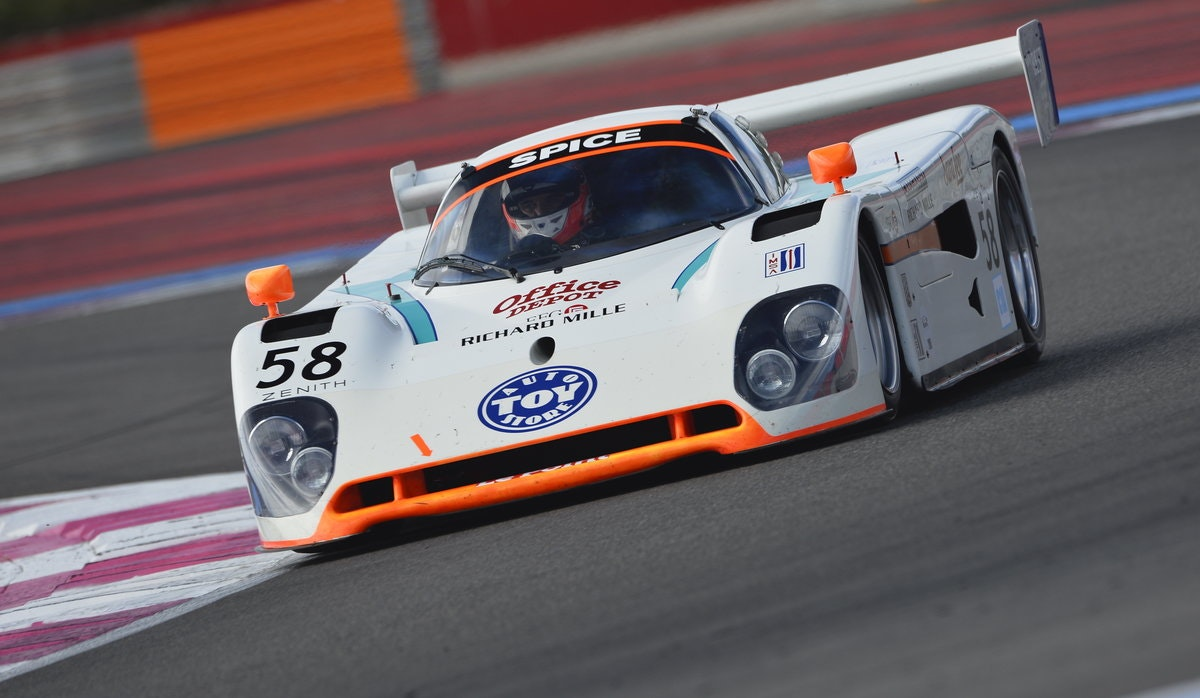 1990 SPICE SE90C Group C1 For Sale (picture 1 of 6)
