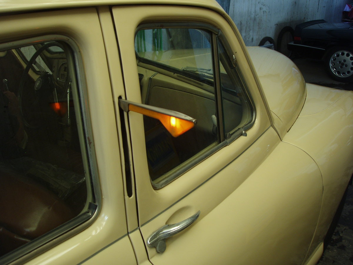 1948 Standard Vanguard, all original SOLD (picture 3 of 6)