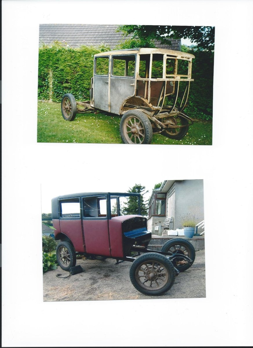 1928 RARE VINTAGE Standard Nine Falmouth For Sale (picture 1 of 1)