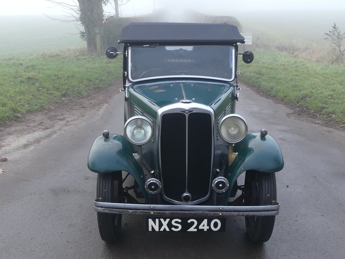 1933 Standard Little Nine Four Seater Tourer For Sale (picture 5 of 12)