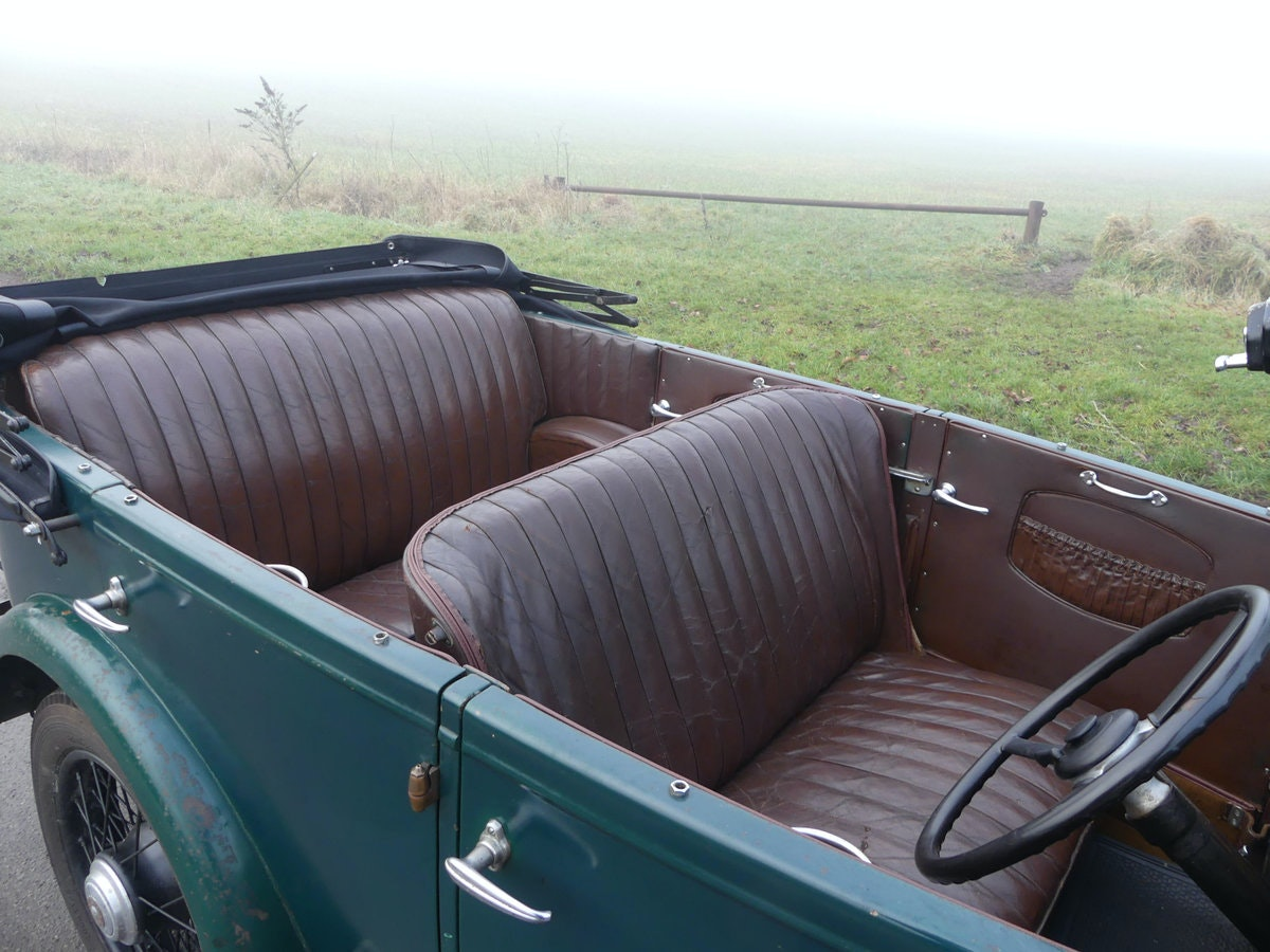 1933 Standard Little Nine Four Seater Tourer For Sale (picture 11 of 12)