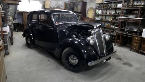 1947 Standard Flying Twelve (RHD) For Sale (picture 3 of 5)