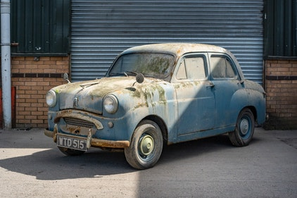 Picture of 1955 Standard 10 Saloon For Sale by Auction