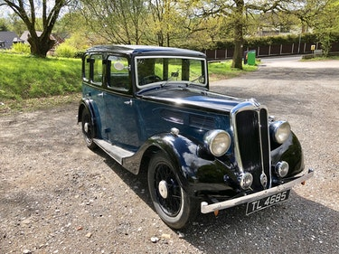 Picture of 1935 Standard 12 Fresh MOT & Light Re-commissioning! For Sale