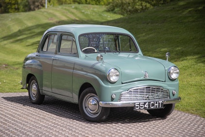 Picture of 1958 Standard 8 Saloon - Auction July 6th For Sale by Auction