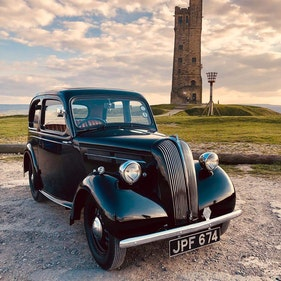 Picture of 1940 Standard Flying 8 De-luxe – Just 9,000 miles from new. For Sale