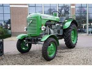Picture of 1956 Steyr 180 A TRACTOR, Fully restored and mechanically rebuilt For Sale