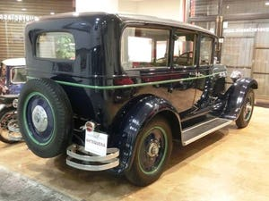 STUDEBAKER PRESIDENT BIG SIX LIMOUSINE - 1927 For Sale (picture 2 of 12)