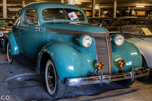 Picture of Studebaker Dictator coupé 1937 For Sale