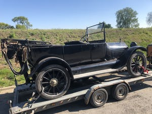 1916 Studebaker Touring - Large Powerful Open Tourer For Sale (picture 2 of 6)