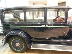 STUDEBAKER PRESIDENT BIG SIX LIMOUSINE - 1927 For Sale (picture 8 of 12)