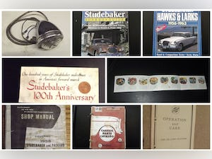 0000 STUDEBAKER & PACKARD MEMORABILIA FOR SALE For Sale (picture 1 of 12)