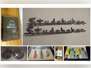 0000 STUDEBAKER & PACKARD MEMORABILIA FOR SALE For Sale (picture 2 of 12)