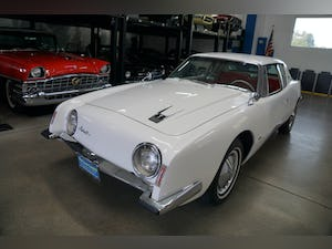 1963 Studebaker Avanti R2 Supercharged 4 spd For Sale (picture 1 of 12)
