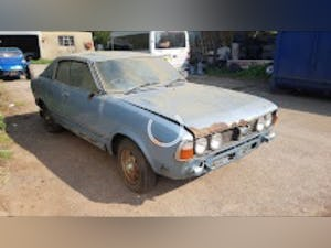 1979 Very rare subaru gft coupe for restoration For Sale (picture 1 of 6)