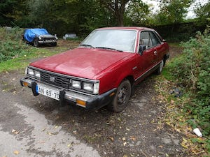 1983 LHD Subaru coupe very rare car !!! For Sale (picture 1 of 5)