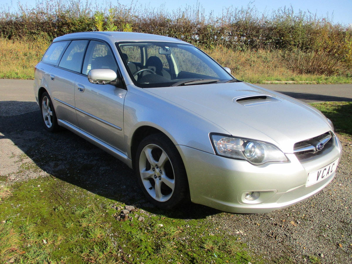 2003 Subaru Legacy GT Turbo Estate Automatic SOLD (picture 1 of 6)