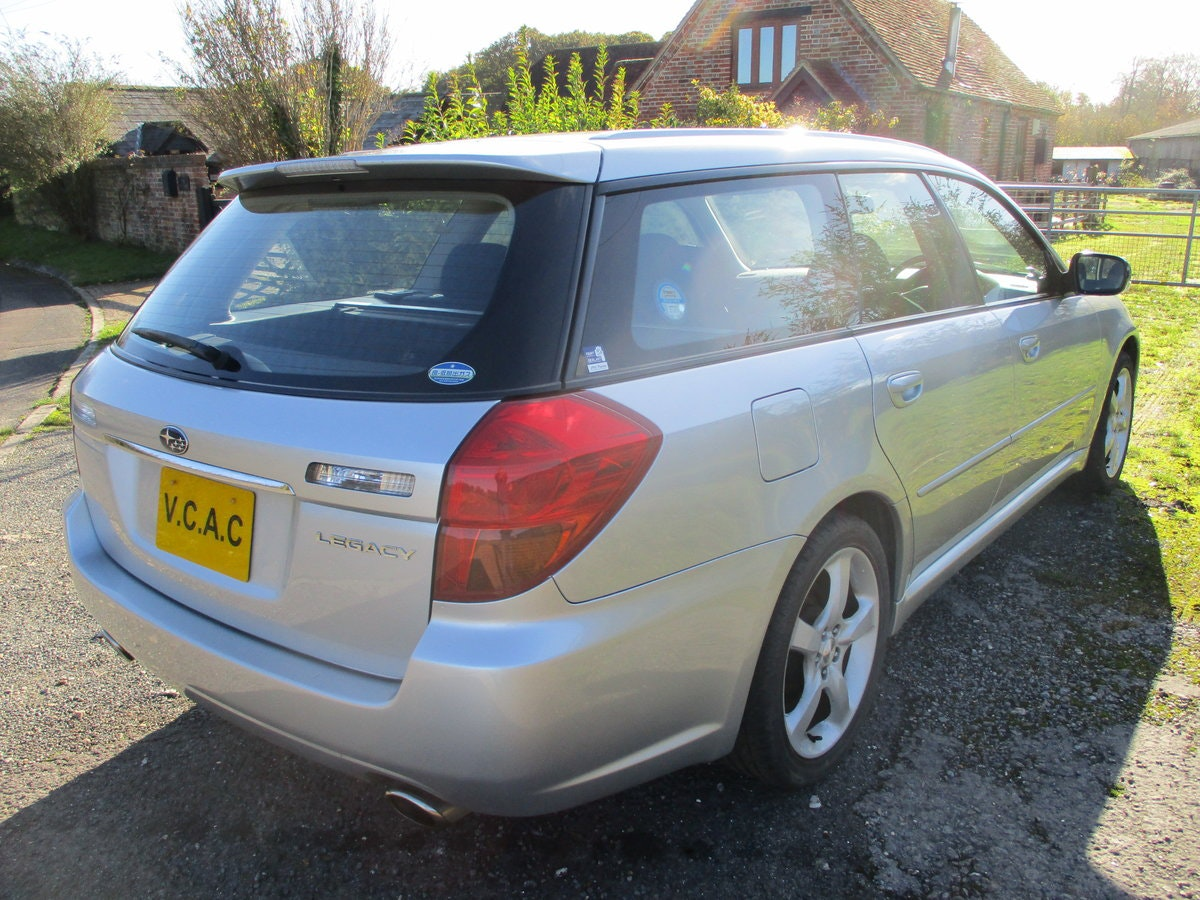 2003 Subaru Legacy GT Turbo Estate Automatic SOLD (picture 2 of 6)