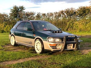 1996 Subaru Impreza WRX Gravel Express Rare For Sale (picture 1 of 6)