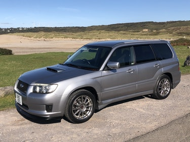 Picture of 2007 Subaru Forester SG5 Cross Sport Edition For Sale