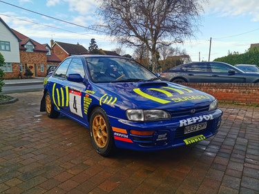 Picture of 1996 SOLD Subaru Impreza WRX V Limited - McRae Inspired For Sale
