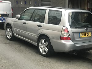 2006 Subaru Forester XTE Turbo For Sale (picture 4 of 12)