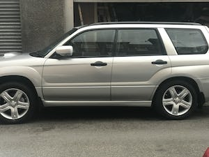 2006 Subaru Forester XTE Turbo For Sale (picture 5 of 12)