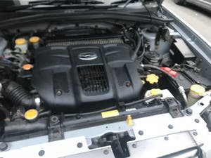 2006 Subaru Forester XTE Turbo For Sale (picture 11 of 12)