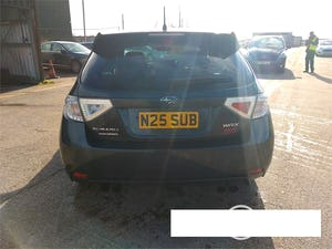 2011 Subaru WRX STI Type UK 5dr hatch 2.5T AWD - only 8 For Sale (picture 3 of 10)