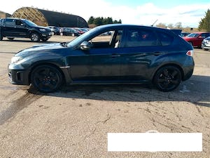 2011 Subaru WRX STI Type UK 5dr hatch 2.5T AWD - only 8 For Sale (picture 4 of 10)
