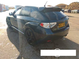 2011 Subaru WRX STI Type UK 5dr hatch 2.5T AWD - only 8 For Sale (picture 5 of 10)