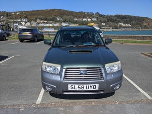 2009 Subaru forester xten For Sale (picture 2 of 2)